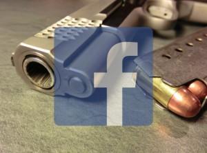 Facebook Proibisce Vendita Armi tra Privati