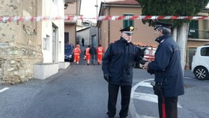 Palazzo crolla nel Savonese: vittime
