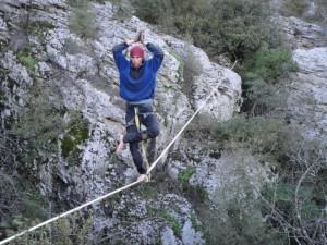 Tancrède Melet è morto: funambolo d'alta quota