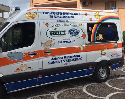 Gigi D'Alessio infuriato per eliminazione suo nome da ambulanza Caserta