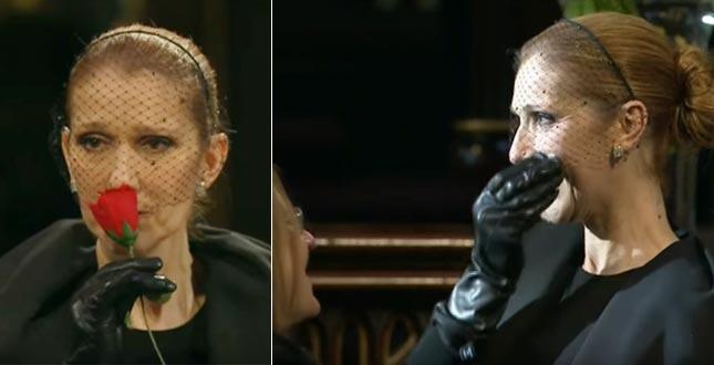 Celine Dion canterà dopo funerali marito René
