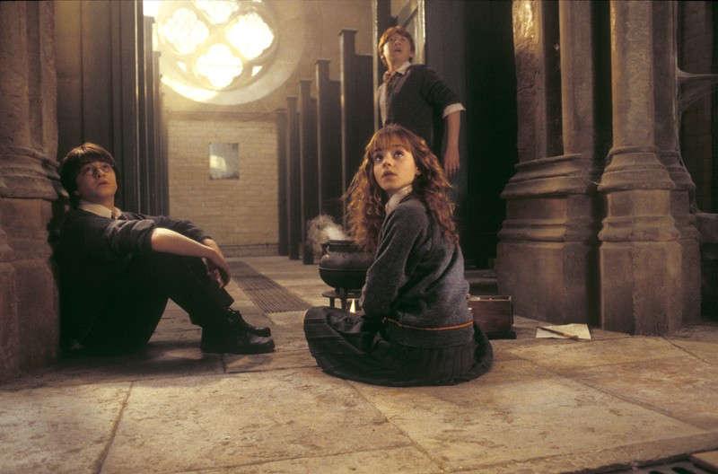 Harry Potter Camera Dei Segreti : Harry potter e la camera dei segreti sentieri del cinema