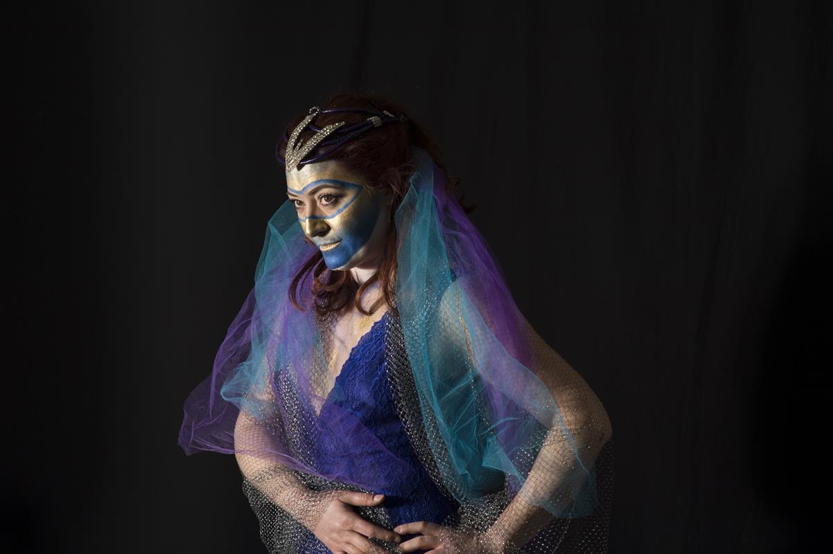 Carnevale 2016, Rossella Regina e la Solidarietà