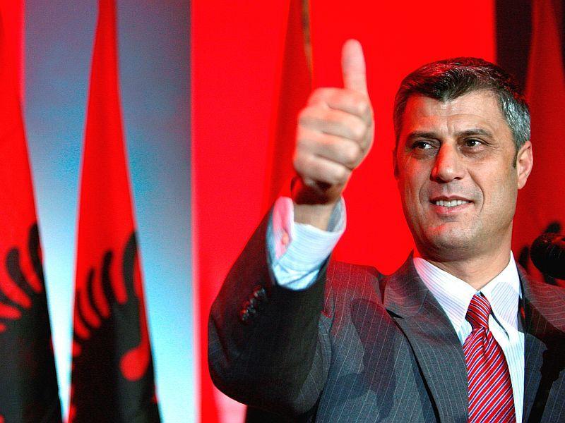 Kosovo, Hashim Thaci Nuovo Presidente