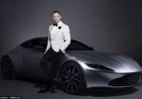 """Aston Martin """"Spectre"""" Venduta da Christie's per 3 Milioni di Euro"""