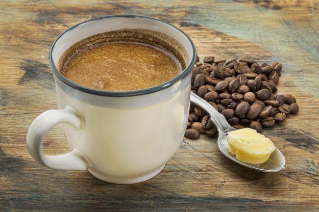 Dimagrire con Burro nel Caffè