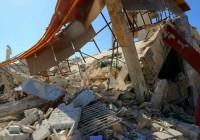 Siria, Scuole e Ospedali Distrutti