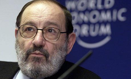 Mondo Cultura Piange Umberto Eco: Morto ad Alessandria