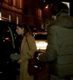 Belen Rodriguez Chiama Carabinieri alla Vista di Valerio Staffelli
