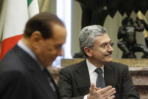D'Alema Sognava Distruzione Berlusconi