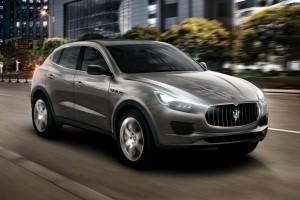 Levante: ecco Suv Maserati