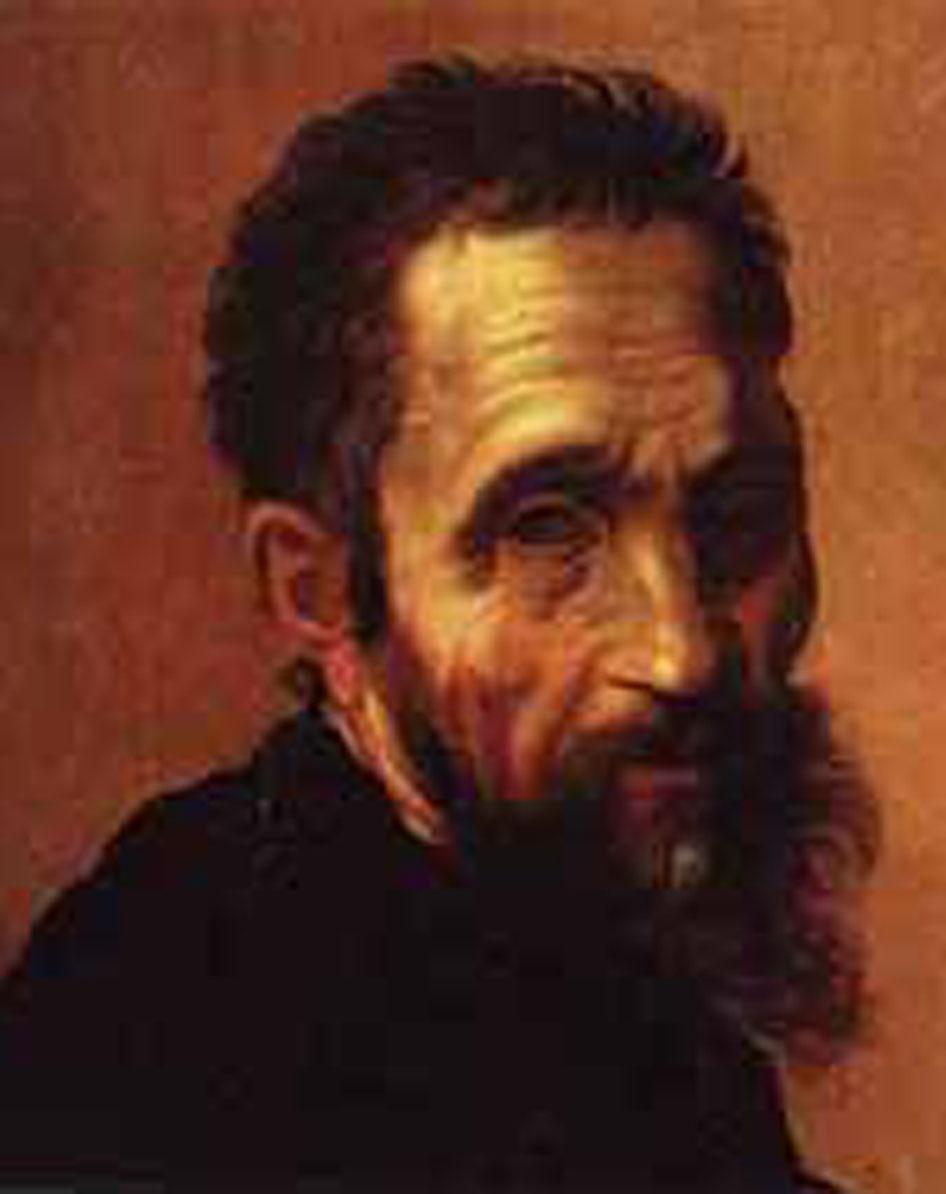 Michelangelo Affetto da Artrosi ma Lavorò fino alla Fine