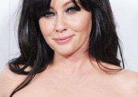 """Shannen Doherty in Lacrime al """"The Dr. Oz Show"""""""