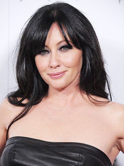 "Shannen Doherty in Lacrime al ""The Dr. Oz Show"""