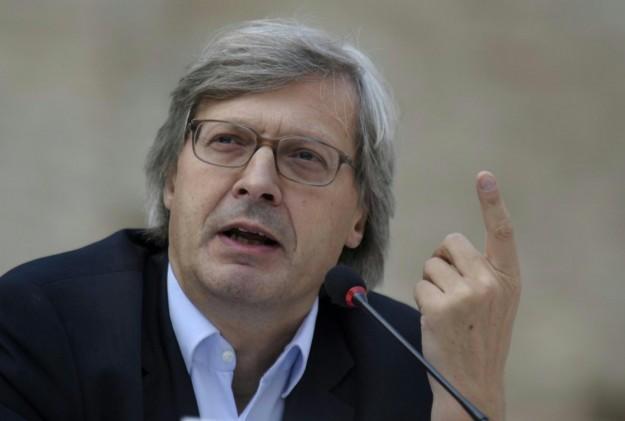 Milano, Vittorio Sgarbi Candidato Sindaco