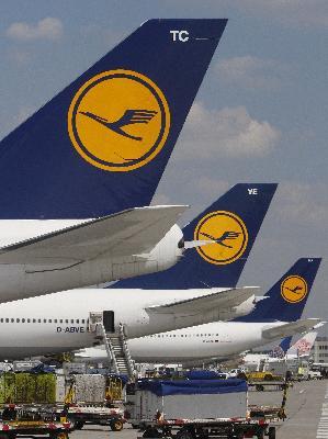 Bimba Muore su Aereo Lufthansa