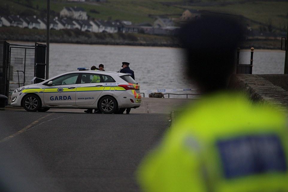 Irlanda, Suv finisce in acqua