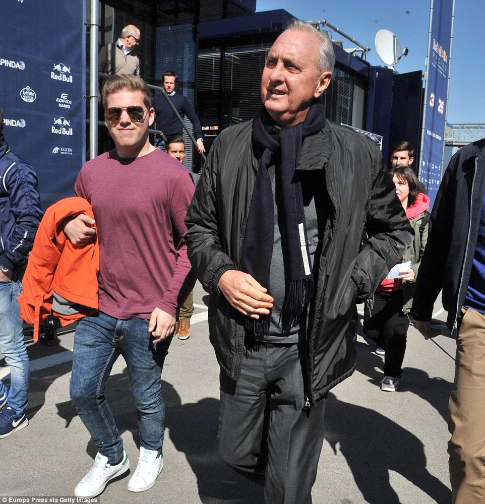 Johan Cruijff morto