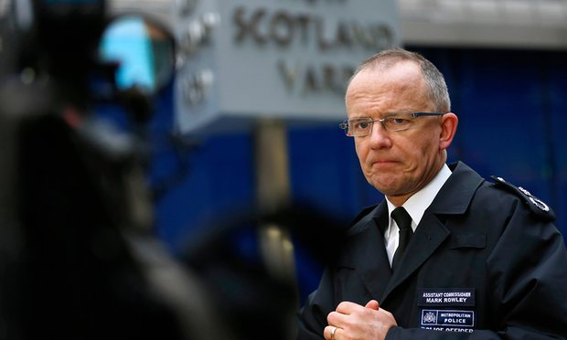 Isis: Scotland Yard Paventa Attacchi