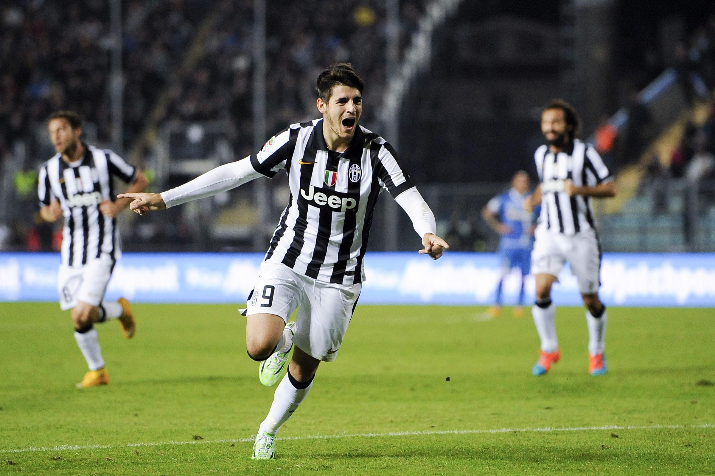 Juventus: Morata tornerà a Madrid?