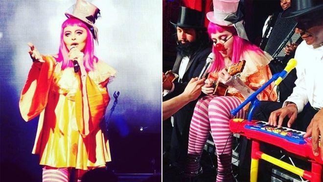 Madonna Piange per Rocco a Melbourne