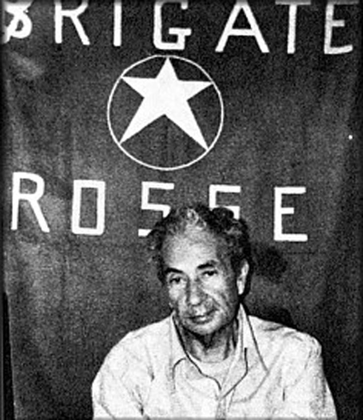 Aldo Moro rapito 38 anni fa in in via Fani