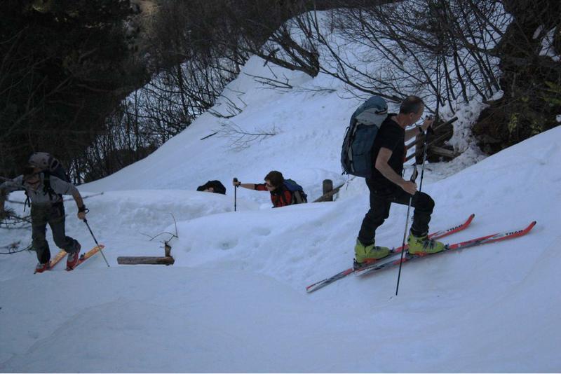 Monte Nevoso: Valanga Investe Scialpinisti