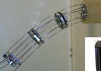 Robot pieghevole ideato da team italiano