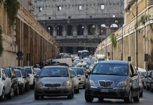 Roma, 800 multe in 4 anni