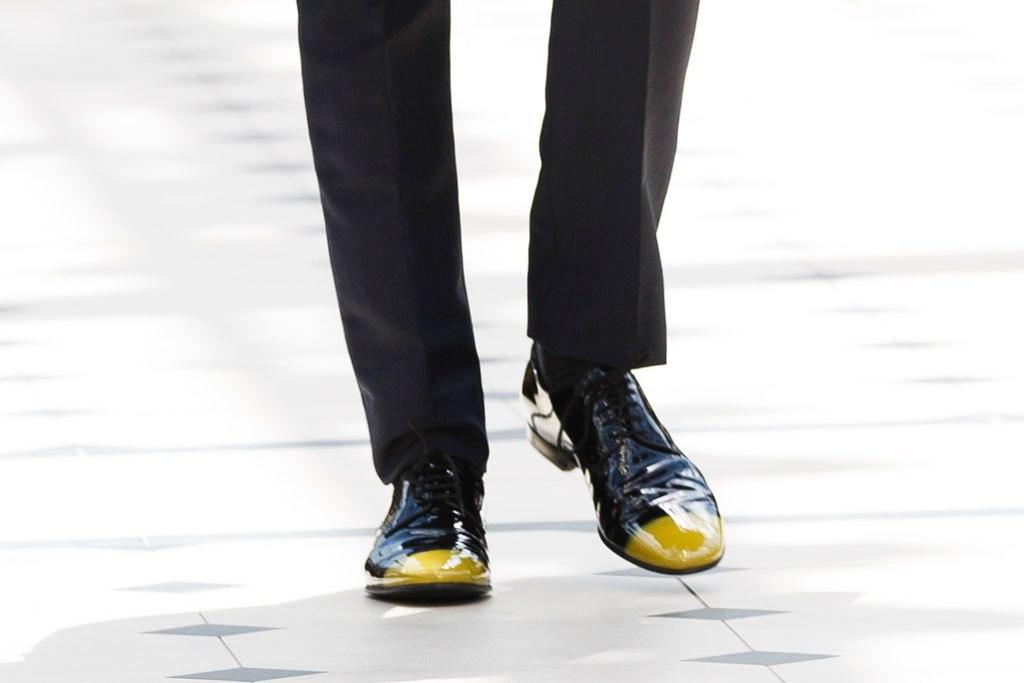 Burberry: scarpe uomo 2016