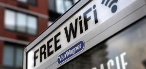 Wi-fi gratis a New York