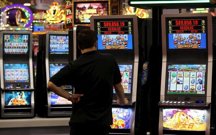 Sostituzione slot machine