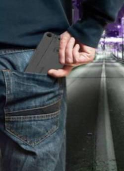 Usa: smartphone-pistola