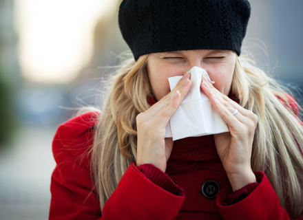 Influenza 2016 Raggiunge Picco