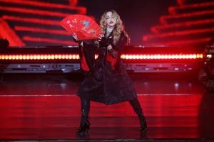 Madonna in ritardo anche a Brisbane