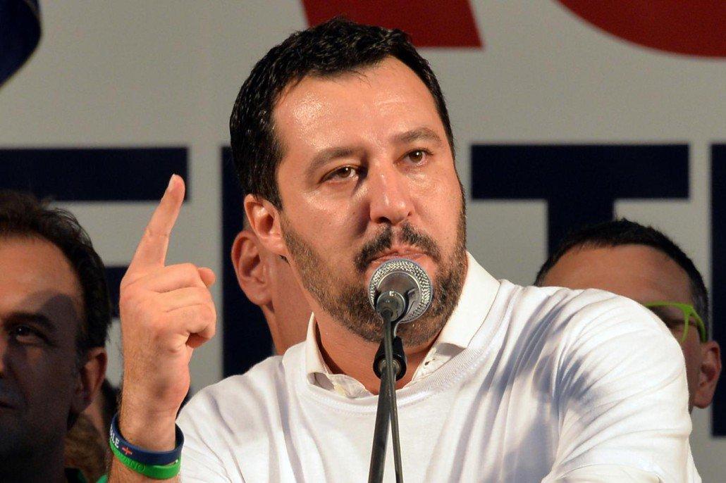 Salvini Attacca Giudici su Twitter