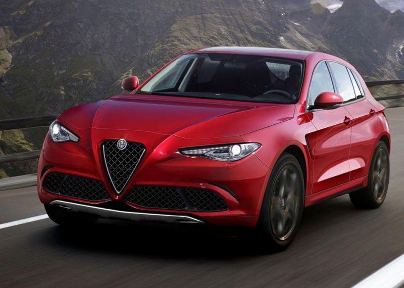 Stelvio, nuovo Suv Alfa Romeo