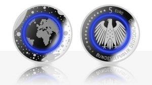 5 euro in moneta: utilizzabili solo in Germania