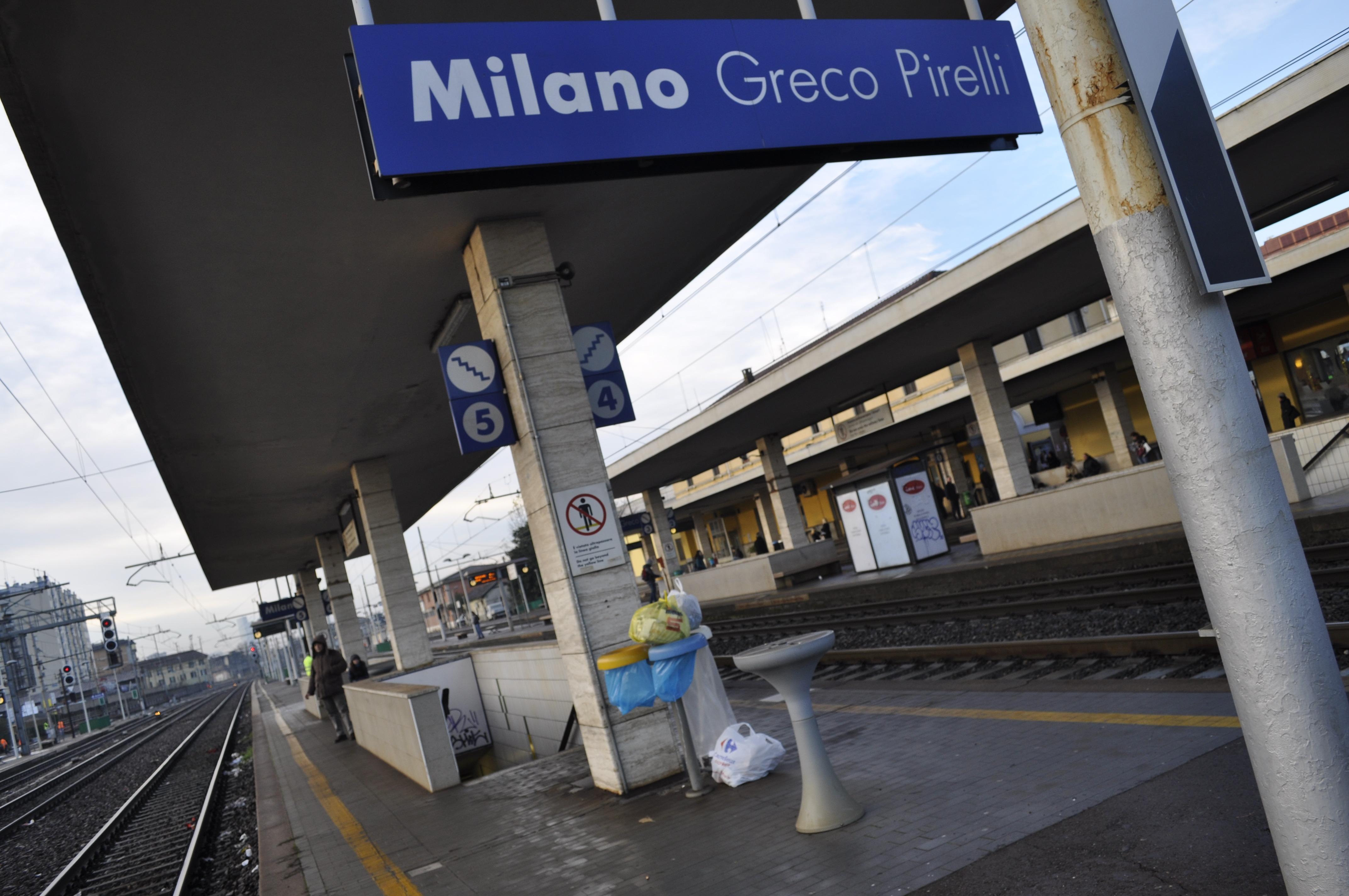 Writer investito alla stazione Greco-Pirelli di Milano