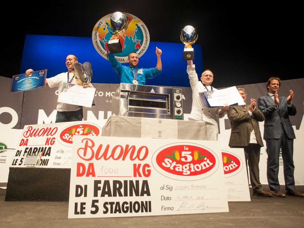 Campionato del mondo di pizza 2016