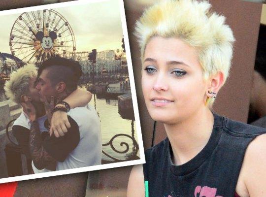 Paris Jackson ha nuovo fidanzato