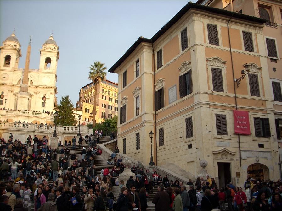 Roma, compagno direttore Keats - Shelley House si suicida