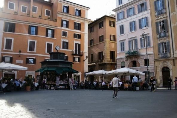 Roma: esplosione in bar 'Ciampini'