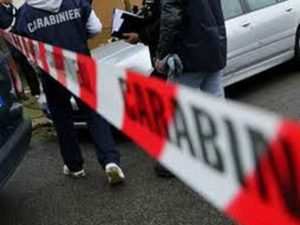 Prato: omicidio-suicidio
