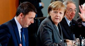 Germania contraria a Migration Compact renziano