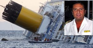 Costa Concordia, chiesti 27 anni per Schettino