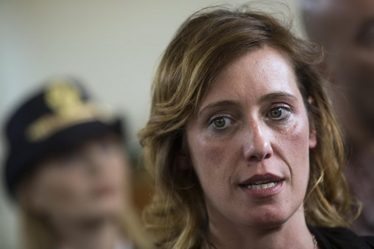 Ilaria Cucchi vuole conquistare Campidoglio