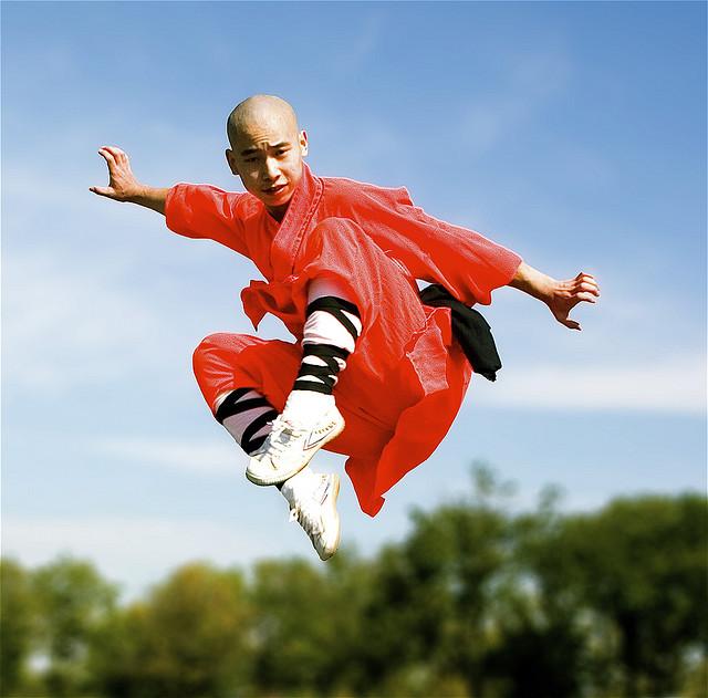 Shaolin per benessere psico-fisico