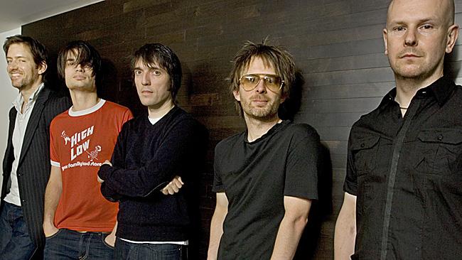 Radiohead 'desaparecidos' del web