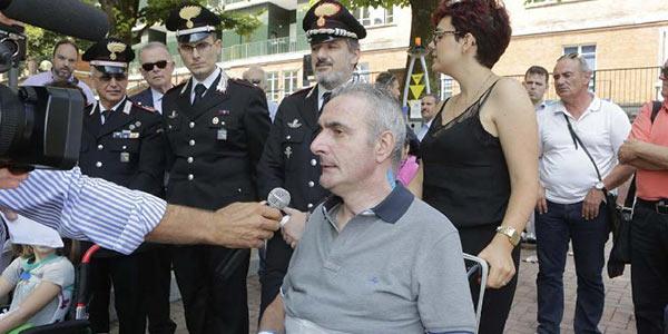 Carabiniere Giangrande scrive libro